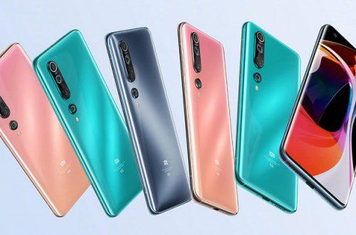 Камеры Xiaomi Mi 10 и Xiaomi 10 Pro получили большое обновление