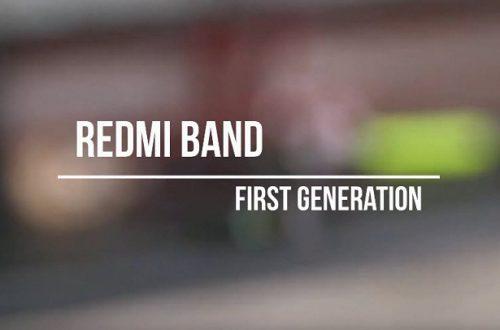 Redmi Band в рабочем состоянии показали в первых обзорах