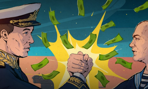 World of Warships позволяет получить деньги за новичков