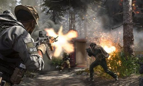 В CoD: Modern Warfare снова можно поиграть бесплатно
