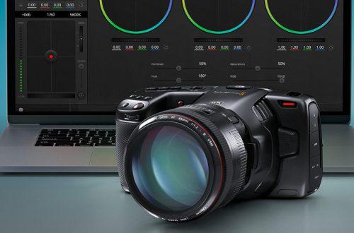 Камера Blackmagic Pocket Cinema Camera 6K подешевела на 500 долларов
