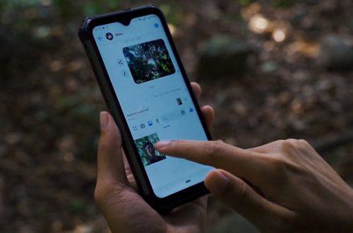 NFC, беспроводная зарядка и датчик ЧСС. Таким вышел новый неубиваемый Ulefone