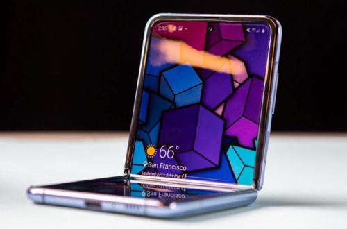 Samsung Electronics создает новое гибкое стекло без участия Samsung Display