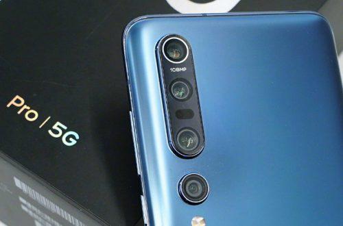 Xiaomi показала обновленное приложение камеры своих смартфонов