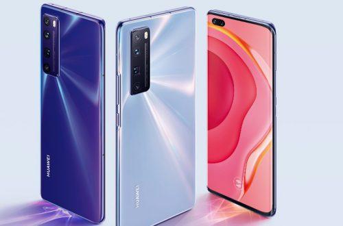 Стартовали продажи смартфонов Huawei Nova 7, Nova 7 Pro и Nova 7 SE у себя на родине