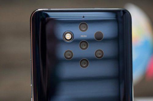 Nokia 9.3 PureView приписывают и флагманский экран, а не только камеру