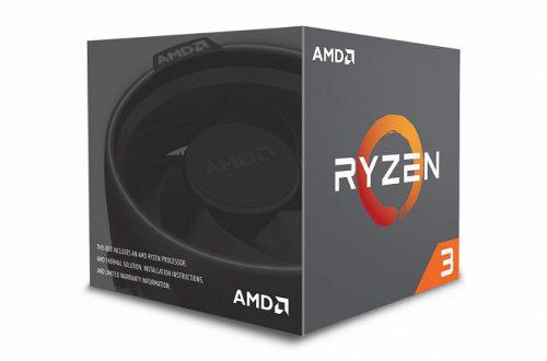 Очередной подарок AMD. Ryzen 3 1200 AF вышел на рынок по цене 55 евро, при том, что это почти полная копия Ryzen 3 2300X