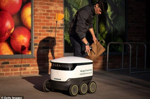 Парк роботов Starship, доставляющих заказы в Милтон-Кинсе, за три недели был удвоен