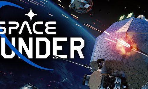 Космический шутер Space Thunder появился в War Thunder