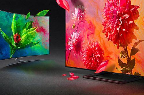 Samsung переходит от технологии LCD к QD-OLED