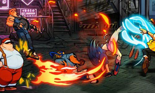 Стала известна дата выхода Streets of Rage 4