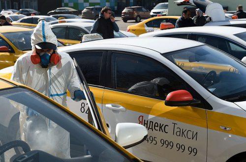 Накормить страждущих. В Яндекс.Такси разрешили отправлять еду друзьям и близким