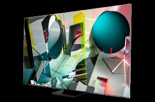 В России вышли новые телевизоры Samsung QLED 2020 по цене от 70 до 700 тысяч рублей