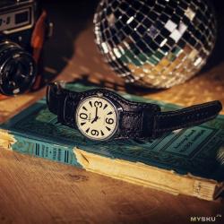 Кожаный ремешок для часов своими руками из подручных материалов + изготовление инструментов в условиях самоизоляции