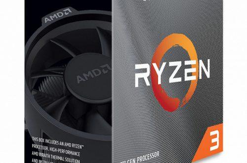 AMD представила самые дешёвые настольные процессоры Ryzen 3000 и чипсет B550 — самый дешёвый набор логики с поддержкой PCIe 4.0