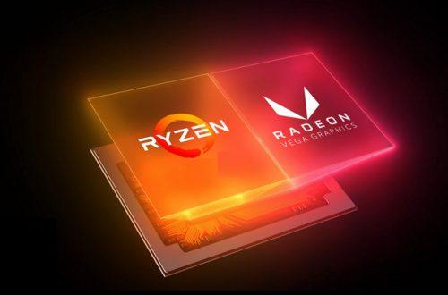 Интегрированный GPU Vega 8 против настольных видеокарт. Результат впечатляет
