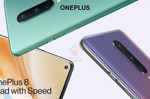 Вот чем отличаются OnePlus 8 и OnePlus 8 Pro. Опубликованы официальные рекламные постеры