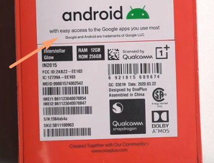 Xiaomi выполнила рекомендации Google, что приняли за троллинг Huawei. Теперь это же сделала OnePlus