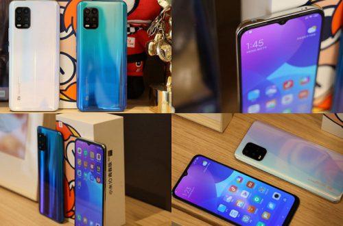 Представлен недорогой камерофон Xiaomi Mi 10 Youth Edition, цена очень радует