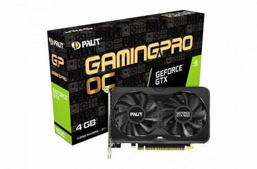 Компания Palit добавила в серию видеокарт GeForce GTX 1650 две модели с памятью GDDR6