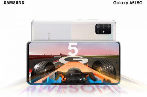 Переплата за 5G по версии Samsung. Представлены смартфоны Galaxy A71 5G и Galaxy A51 5G