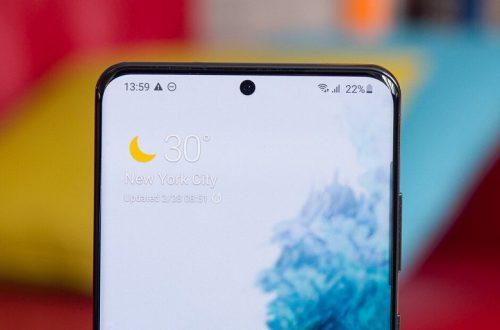 Приключения продолжаются. Samsung Galaxy S20 Ultra получил жуткий зелёный экран с официальным обновлением