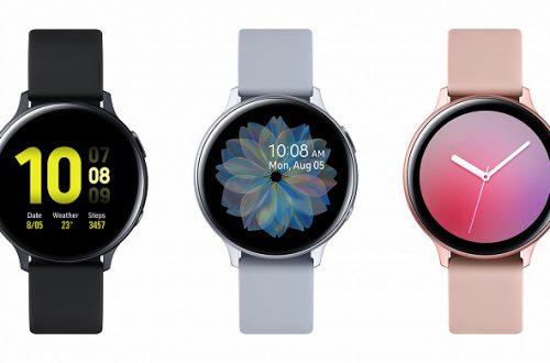 Новые часы Samsung Galaxy Watch получат 8 ГБ памяти