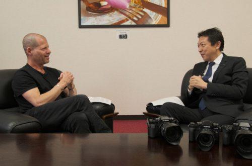 Fujifilm рассчитывает вывести камеры среднего формата в основной сегмент