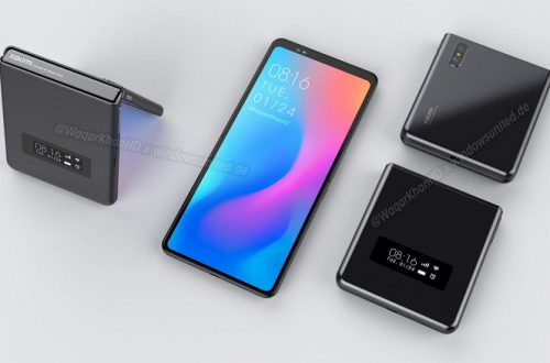 Xiaomi согнёт смартфон пополам. Готовится ответ на Motorola Razr, ждать осталось недолго