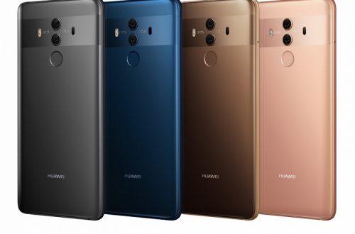 Новейшую EMUI получили флагманы Huawei из 2017 года