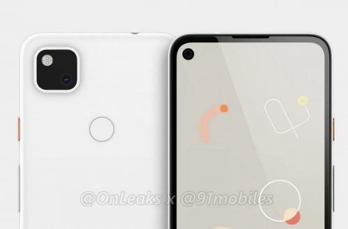 Самый сильный конкурент новому iPhone SE? Новый дешёвый Google Pixel 4a появится через месяц