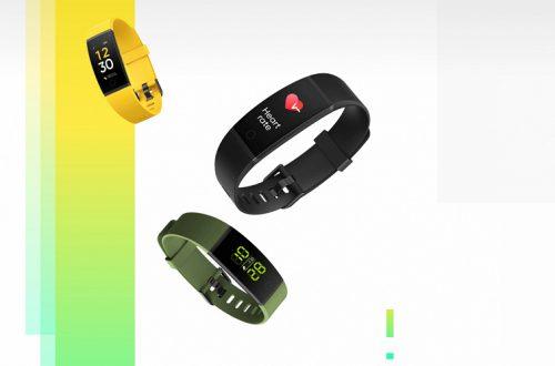 Фитнес-браслет Realme Band получил новые функции в первом большом обновлении