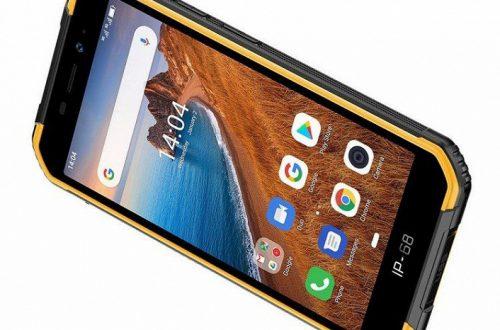 80-долларовая неубиваемая новинка получила NFC, Android 10 и IP69K