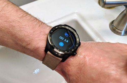 Умные часы с Wear OS теперь будут напоминать о необходимости помыть руки. Каждые три часа