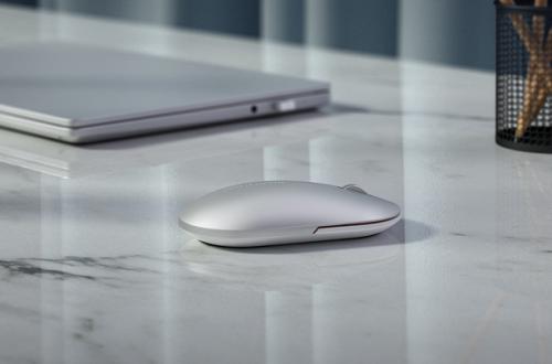 Недорогая металлическая мышь Xiaomi в продаже