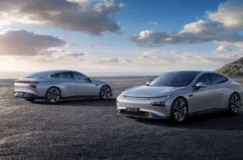 Электромобиль Xpeng P7 без подзарядки пробегает более 700 км