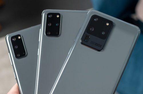 Камера Samsung Galaxy S20 стала быстрее и точнее