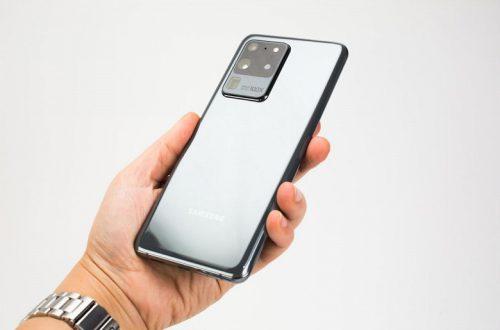Началось. У Samsung Galaxy S20 Ultra проблемы не только с автофокусом