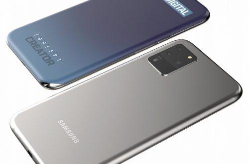 Экран «стекает» на все четыре грани. Samsung готовит смартфон с дисплеем совершенно нового типа
