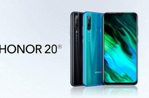В Европе стартовали продажи нового смартфона Honor 20E