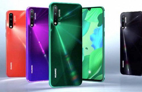 Еще несколько смартфонов Huawei и Honor получили большое обновление EMUI 10.1