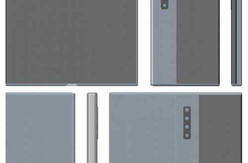 Huawei делает первый в мире смартфон с изогнутым складным экраном и перископной камерой