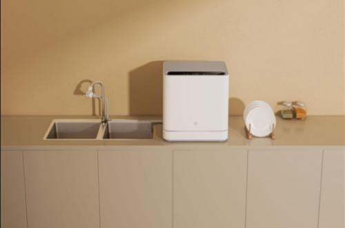 Настольная посудомоечная машина Xiaomi Mijia Internet 4 стоит всего 178 долларов