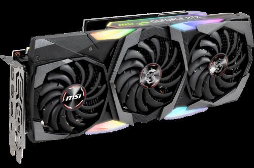 Самая быстрая видеокарта Nvidia с самой разогнанной памятью. MSI представила GeForce RTX 2080 Ti Gaming Z