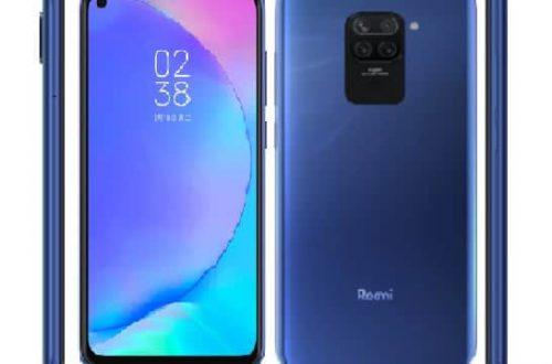 Redmi Note 9 дебютирует 30 апреля