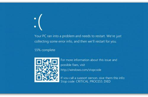 Windows 10 сломало очередное обновление