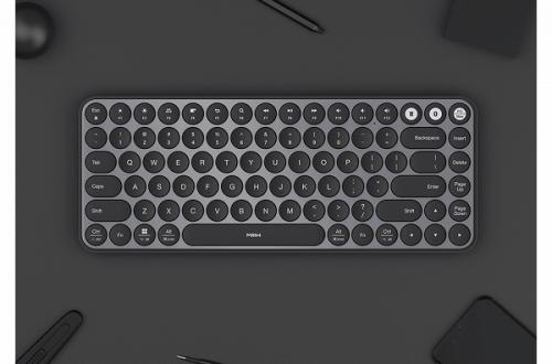 Xiaomi представила двухрежимную мини-клавиатуру MIIIW Air 85 Bluetooth на своей платформе коллективного финансирования