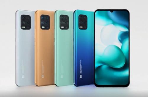 Xiaomi Mi 10 Youth Edition: официальные рендеры, живые фото и подробные характеристики