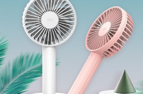 На платформе XIiaomi Youpin представлен беспроводной вентилятор за 6 долларов