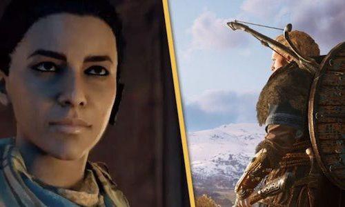 Assassin's Creed Valhalla продолжит сюжет в современности